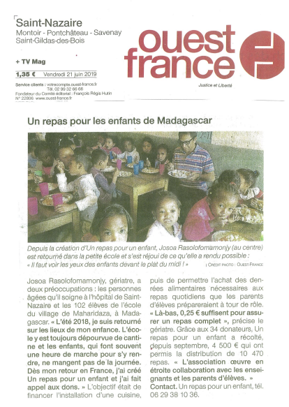association enfant madagascar